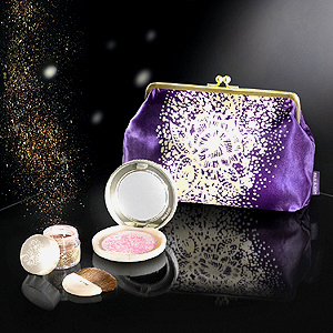 Paul & Joe Christmas 2009 Highlighting Powder & Glitter Powder - Click Image to Close